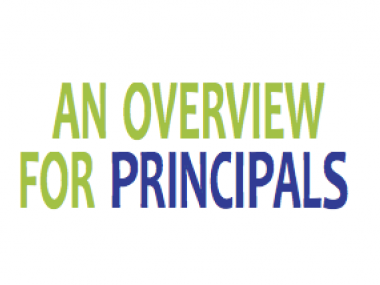 NGSS Overview for Principals
