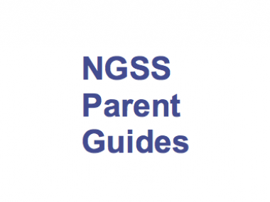NGSS Parent Guides Graphic