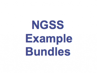 NGSS Example Bundles Graphic