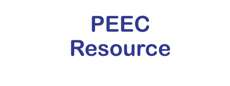 PEEC Resource