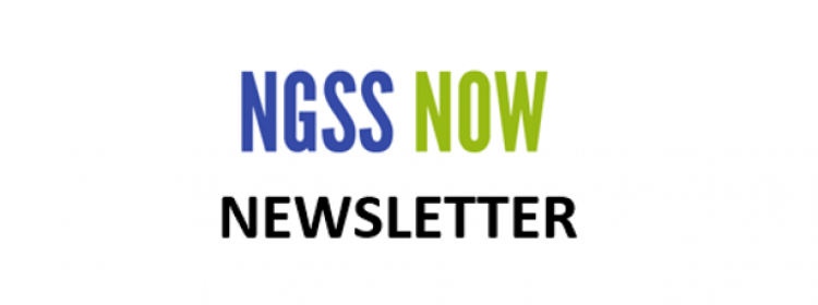 NGSS NOW Newsletter Button